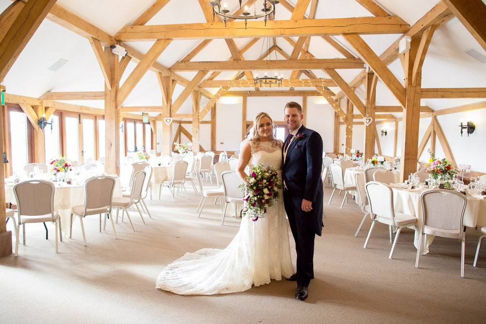 A Sandhole Oak barn wedding